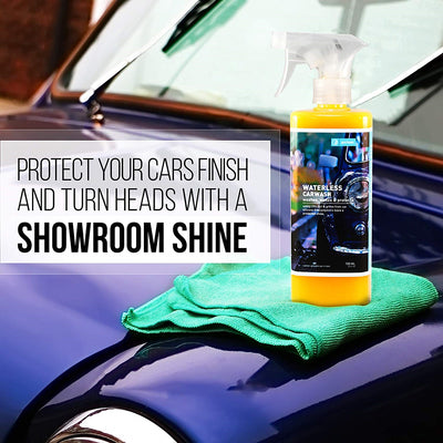 car exterior wash kit