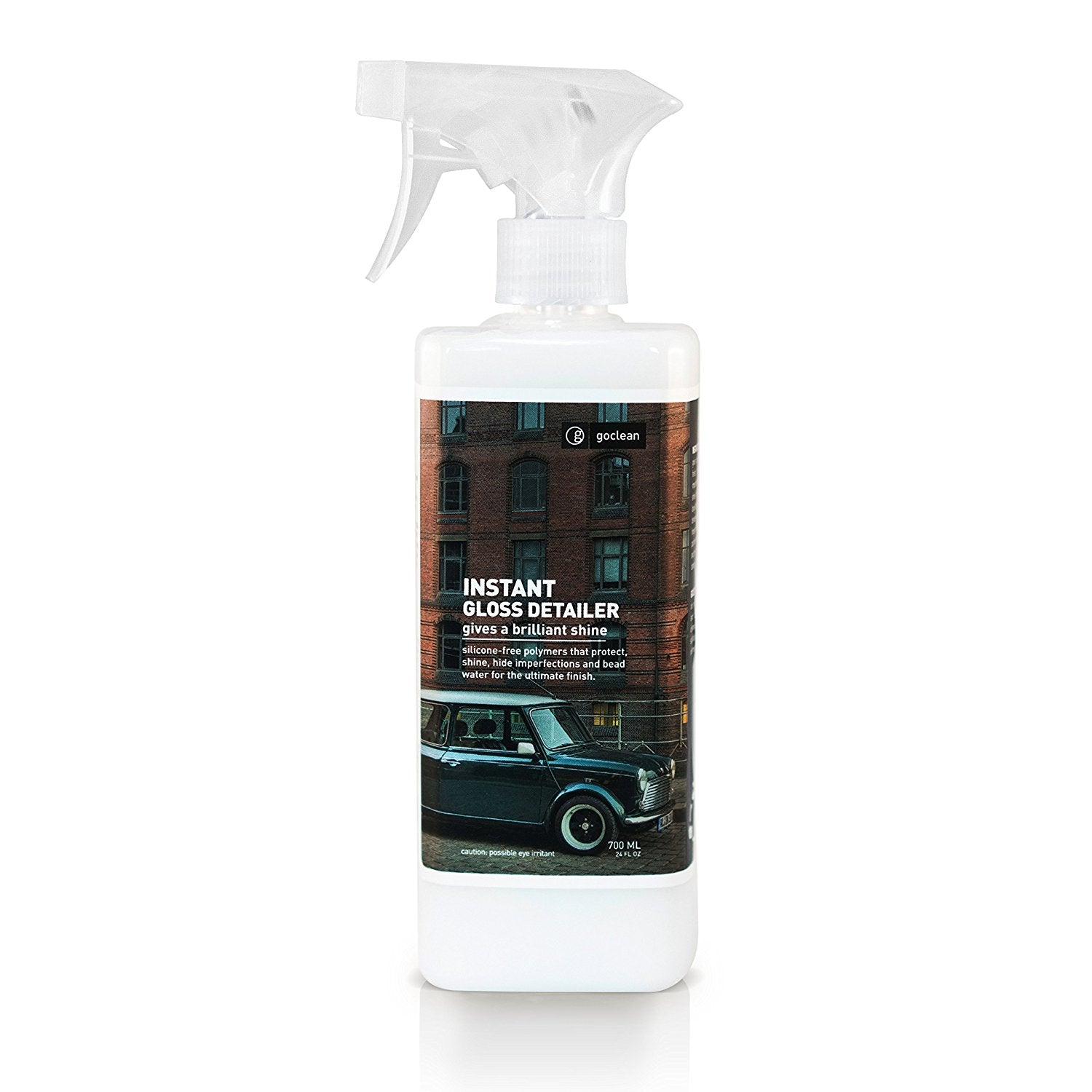 car gloss spray