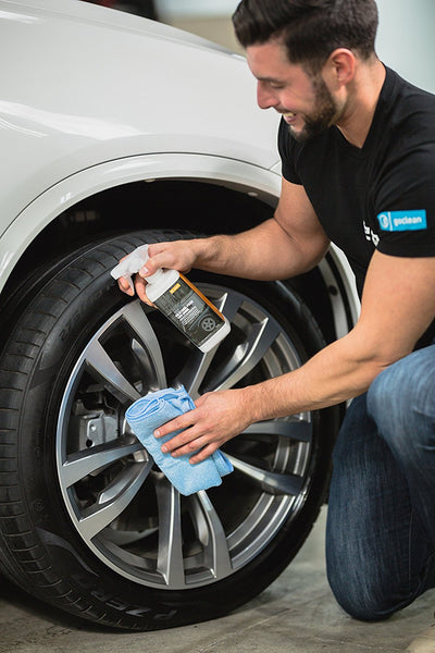 best tire shine spray