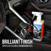 interior car cleaner and detailer