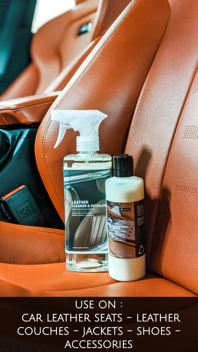 leather detailing kit