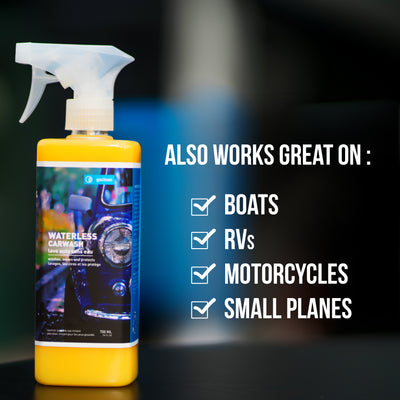 spray on car wax
