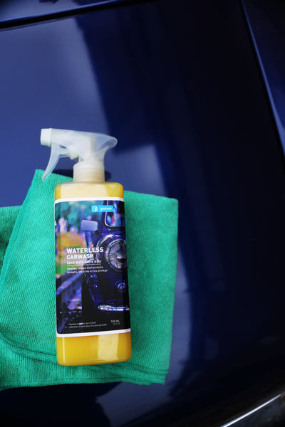 car interior detailer kit