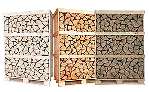Kiln Dried Beech - Crates