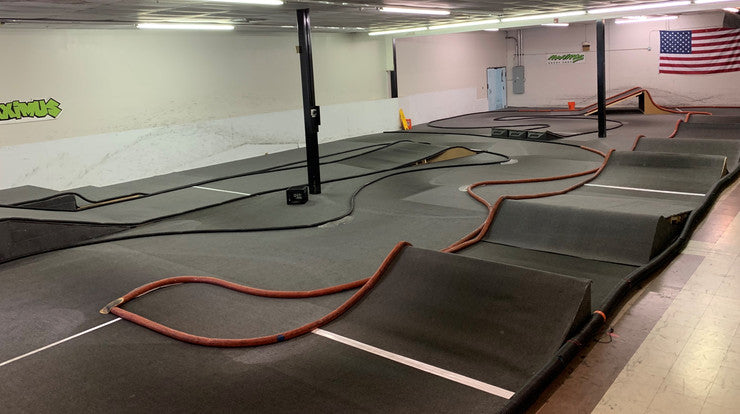 Maximus RC Raceway May 2019 Track Layout