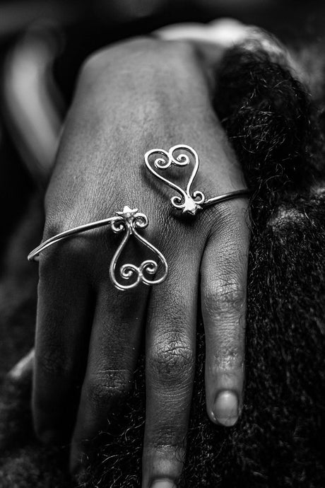 Sankofa, The Palmcuff. Destiny- Fate is in your hands.