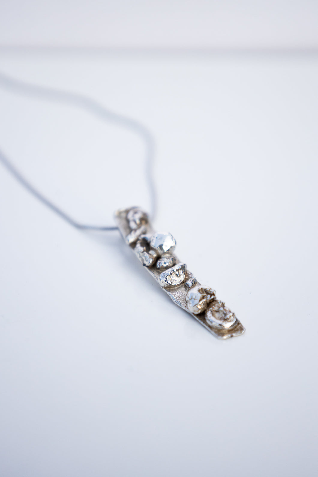 Rocky Road Bar Necklace