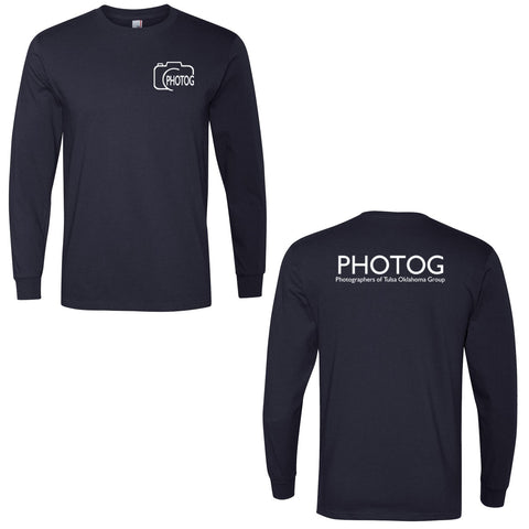 PHOTOG Midweight Long Sleeve Tee