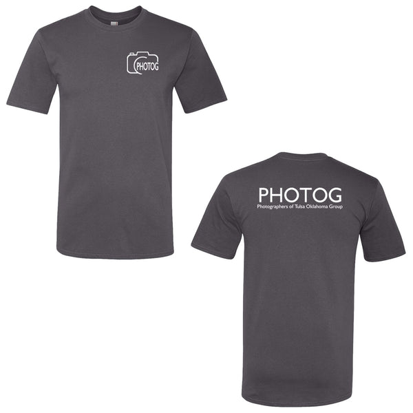 PHOTOG Midweight Short Sleeve Tee