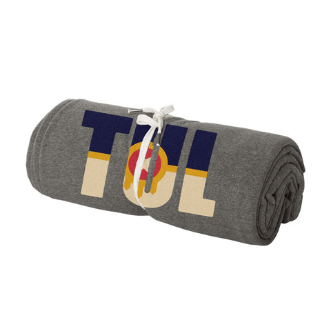 TUL Flag 2.0 Sweatshirt Blanket