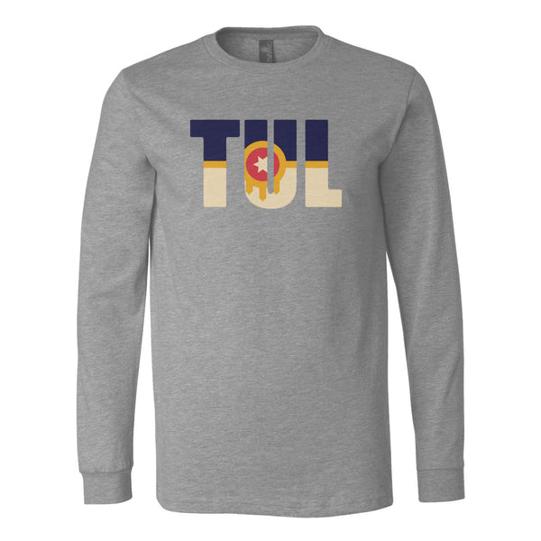 TUL Flag 2.0 Unisex Long Sleeve T