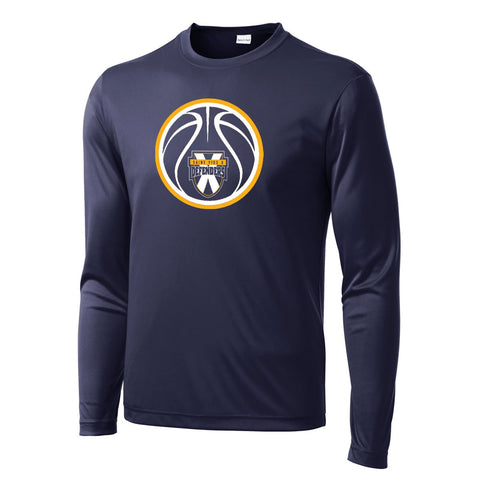 St. Pius X - Basketball Performance Shooter Shirt