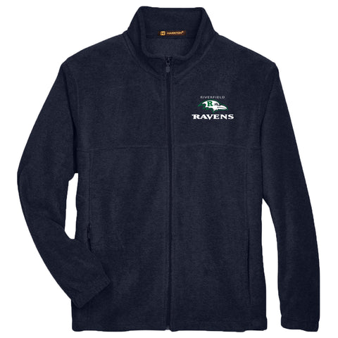 Riverfield - Full-Zip Fleece Jacket