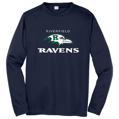 Riverfield - Performance Long Sleeve T