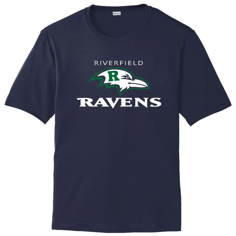 Riverfield - Performance Short Sleeve T
