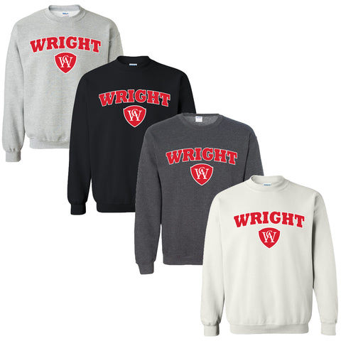 Wright Christian - Crewneck Sweatshirt