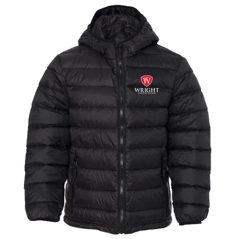 Wright Christian - 32 Degree Packable Puffer
