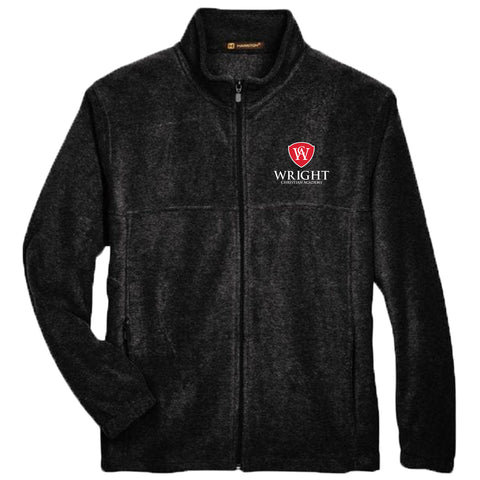 Wright Christian - Full Zip Fleece Jacket