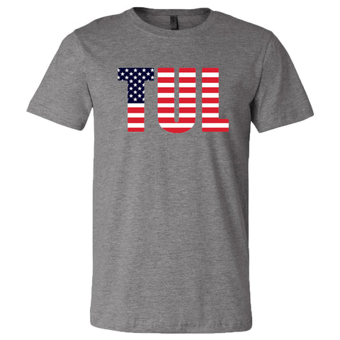 TUL-USA Unisex Short Sleeve T