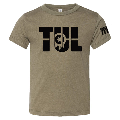 TUL Black Ops Toddler/Youth Short Sleeve T