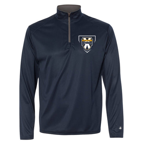 SPX Defenders Baseball - Youth/Adult 1/4 Zip Lightweight Pullover