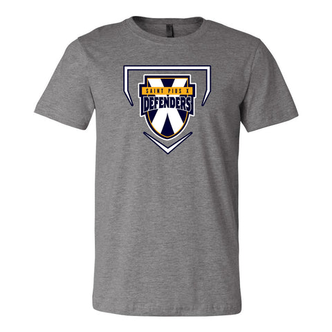 SPX Defenders Baseball - Youth/Adult Fashion Soft Short Sleeve T