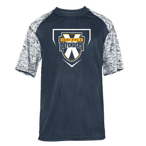 SPX Defenders Baseball - Youth/Adult Short Sleeve Performance T