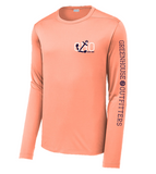 3 Sheets Unisex Performance Long Sleeve