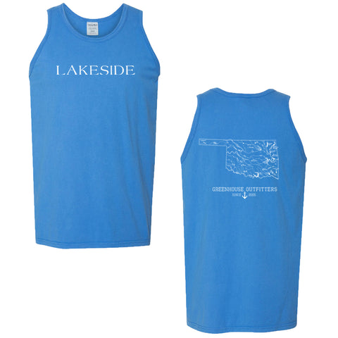 Lakeside Unisex Tank Top