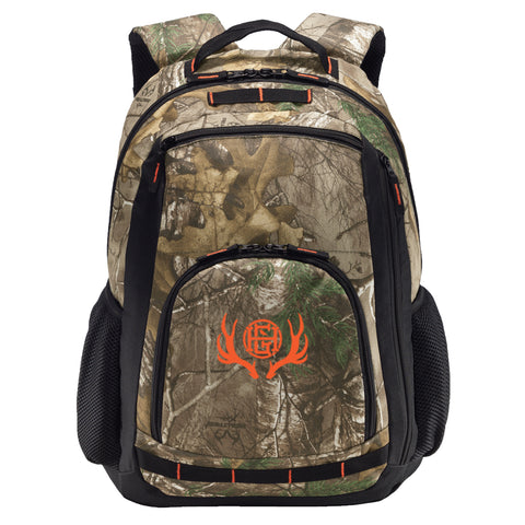 On Point Camo Backpack