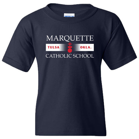 Marquette Spirit - Short Sleeve T-Shirt