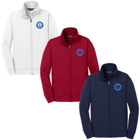 Marquette Spirit - Full-Zip Performance Jacket