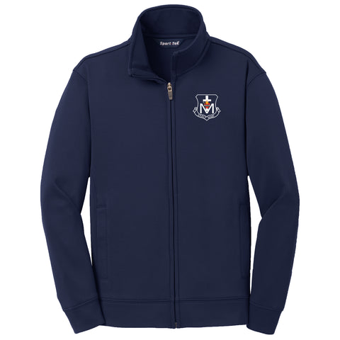 St. Mary Crest Wear - Full-Zip Performance Jacket