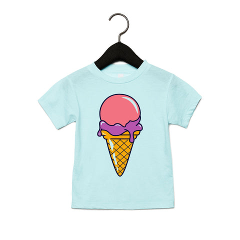 Double Dip Toddler/Youth Short Sleeve