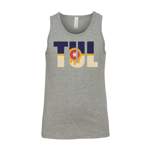 TUL Flag 2.0 Youth Tank