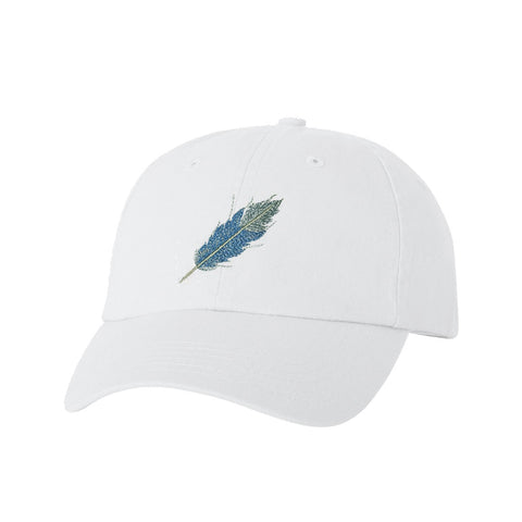 Feather Unstructured Cap