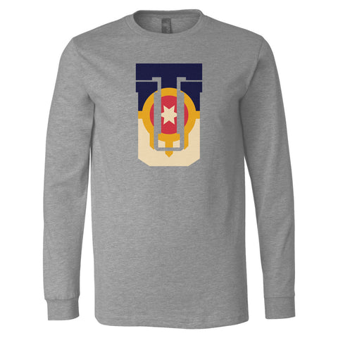 TU Flag Unisex Long Sleeve
