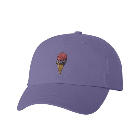 Double Dip Unstructured Cap