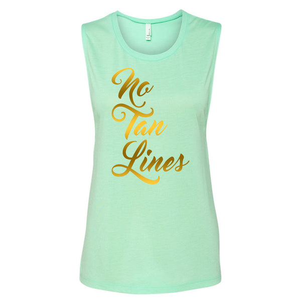 No Tan Lines Women's Tank