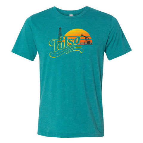 Tulsa Sunrise 2.0 Unisex Short Sleeve