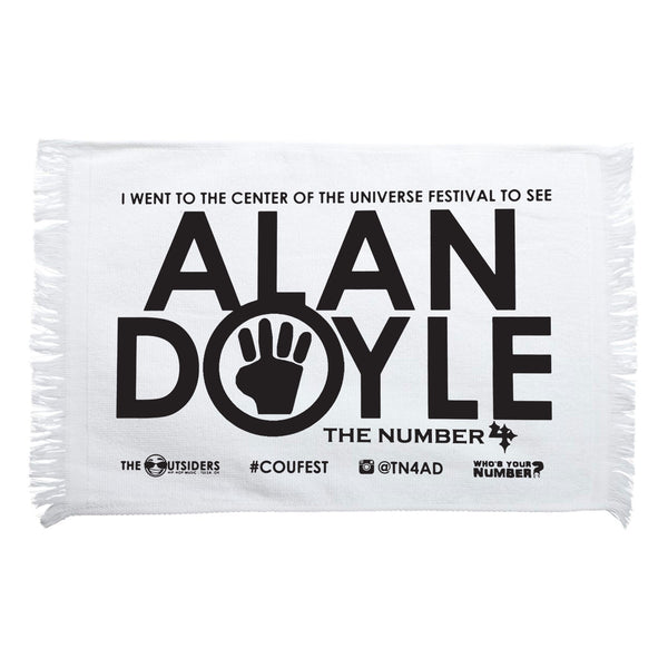 The Number 4 Towel