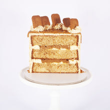 Load image into Gallery viewer, LOTUS BISCOFF CAKE