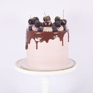 BLACK FOREST CAKE (Non gluten containing ingredients)