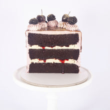Load image into Gallery viewer, BLACK FOREST CAKE (Non gluten containing ingredients)