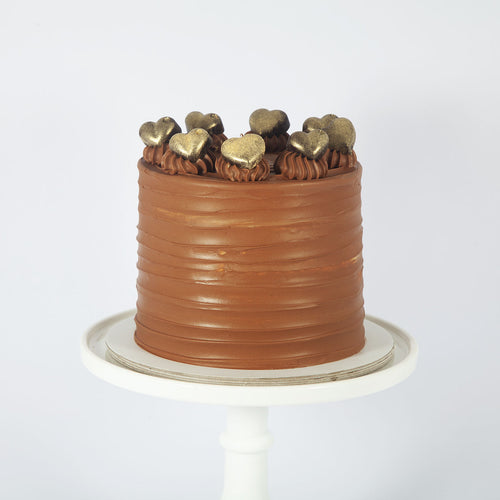 BELGIAN CHOCOLATE CAKE (Non gluten containing ingredients)