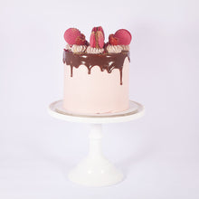 Load image into Gallery viewer, CHOCOLATE & RASPBERRY CAKE (Non gluten containing ingredients)