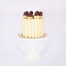 Load image into Gallery viewer, CHOCOLATE SALTED CARAMEL CAKE (Non gluten containing ingredients)
