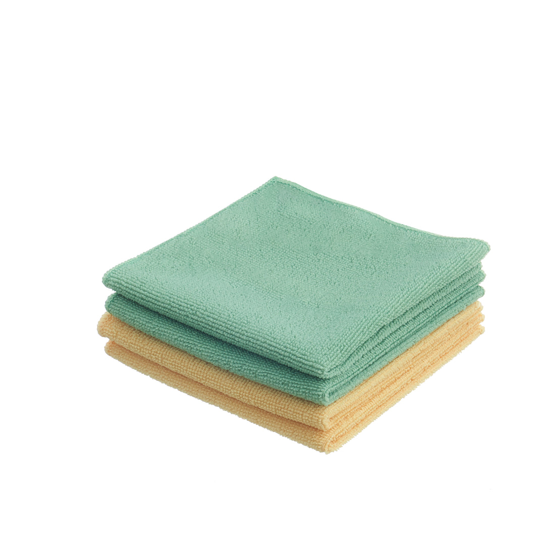 Microfiber Miracle Cloth - 4 Pack