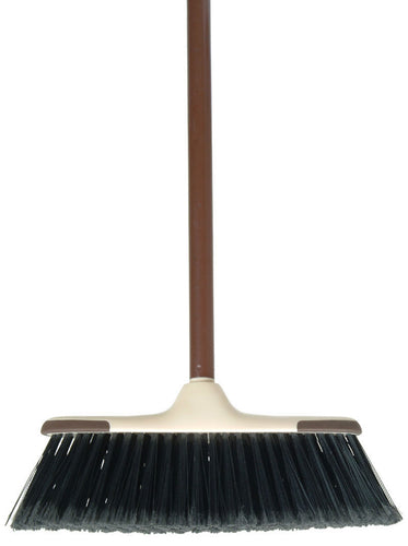 Light Weight Broom, With Super Stiff Bristles