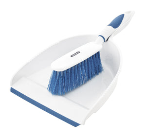 Dust Pan with Brush Set